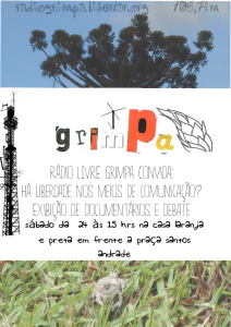 radiogrimpa cartaz eventoteste